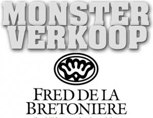 Sale Fred de la Bretoniere